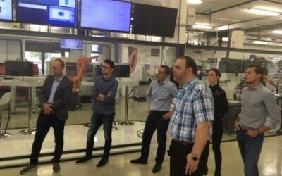 Kraus & Naimer holt sich Inspiration in der Pilotfabrik